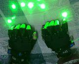 Green 4 Laser Handschuhe