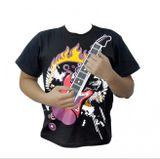 Geek T-Shirt - Gitarre spielen