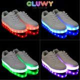 Beleuchtung LED Schuhe - Schwarz