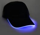 LED Mütze - blau