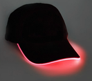 Neon-Cap - Rot