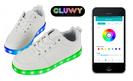 Beleuchtung LED Bluetooth-Schuhe - weiß